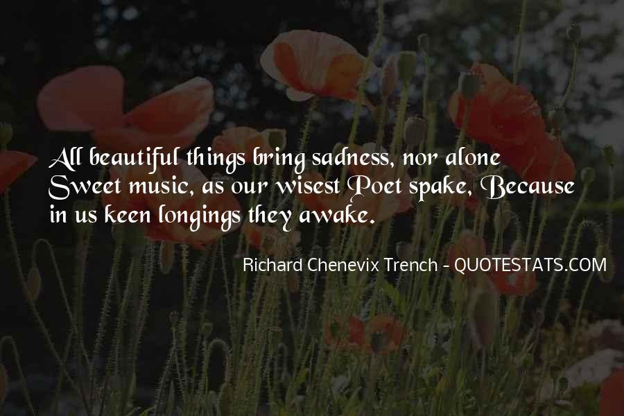 Richard Chenevix Trench Quotes #1556353
