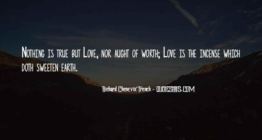 Richard Chenevix Trench Quotes #1697569