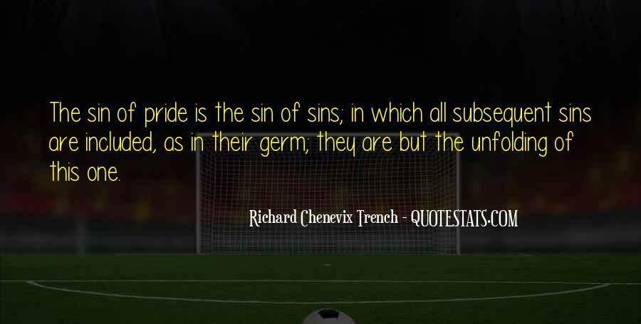 Richard Chenevix Trench Quotes #27560