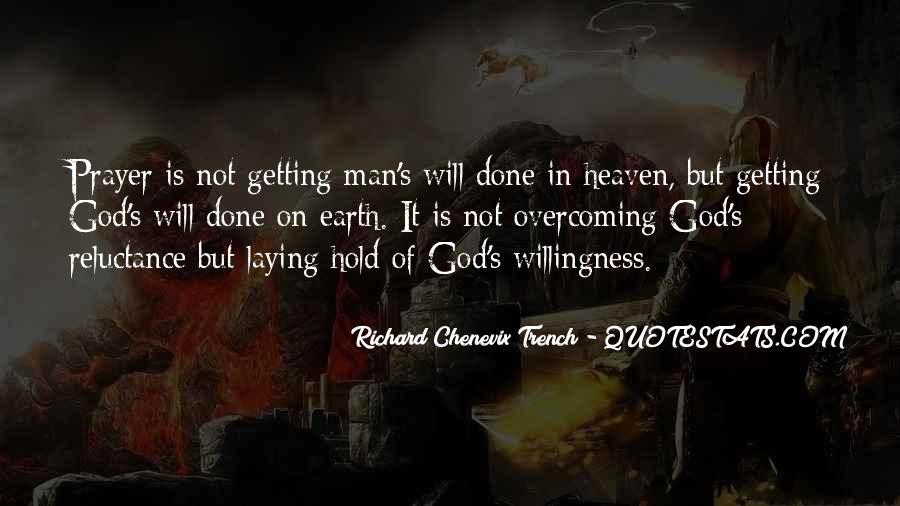 Richard Chenevix Trench Quotes #316845