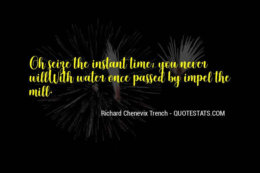 Richard Chenevix Trench Quotes #538984