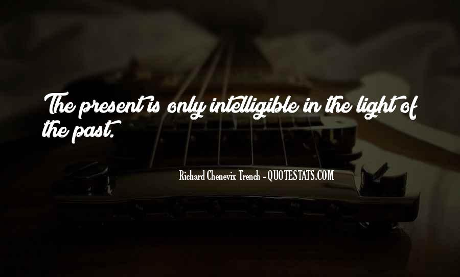 Richard Chenevix Trench Quotes #695827