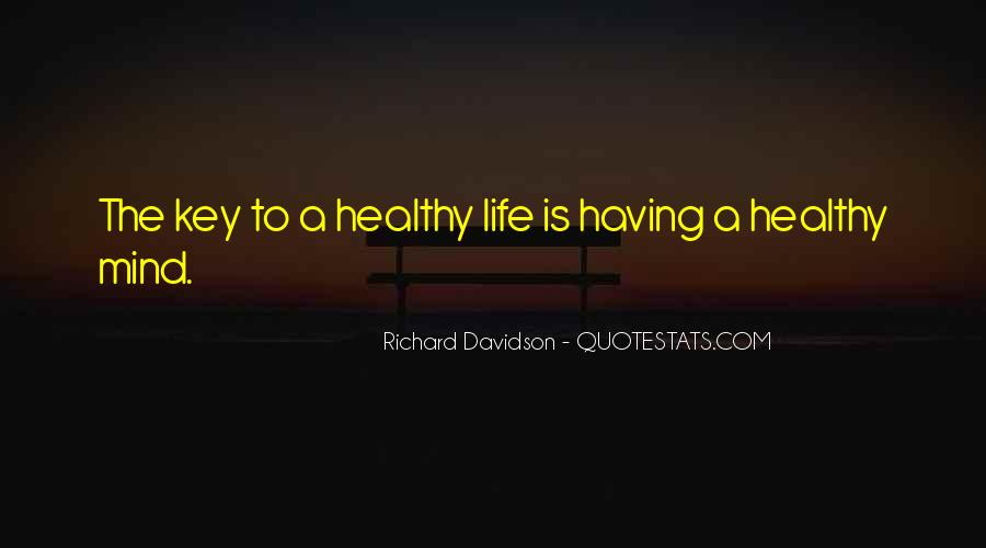 Richard Davidson Quotes #1311202