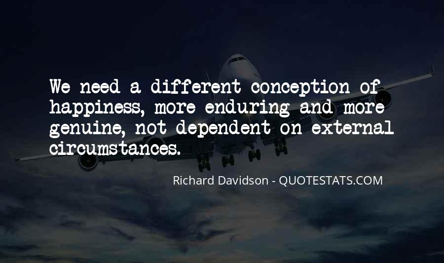 Richard Davidson Quotes #209447