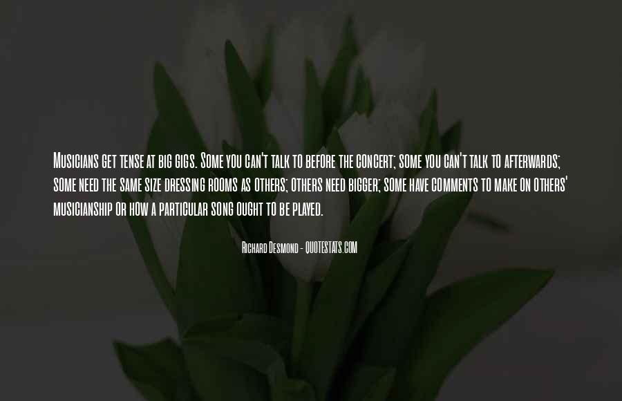 Richard Desmond Quotes #753407