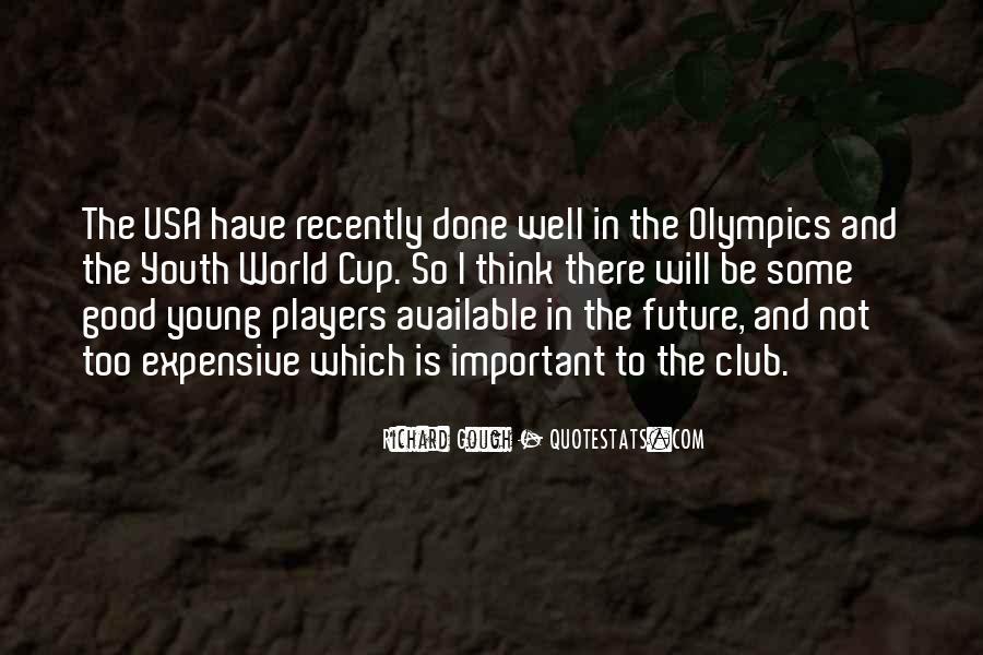 Richard Gough Quotes #1285581