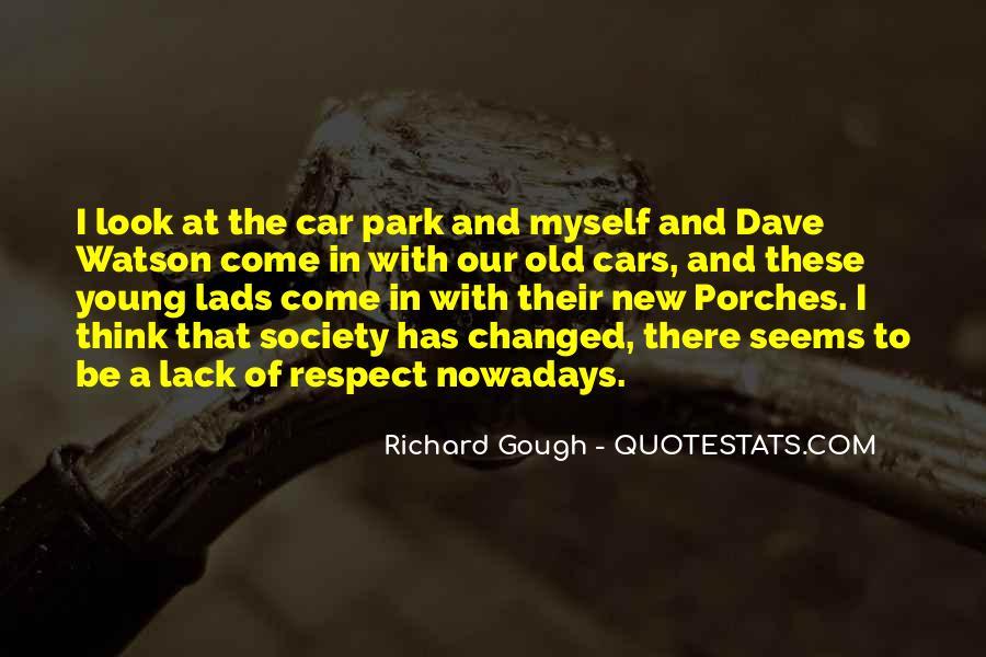 Richard Gough Quotes #1661524
