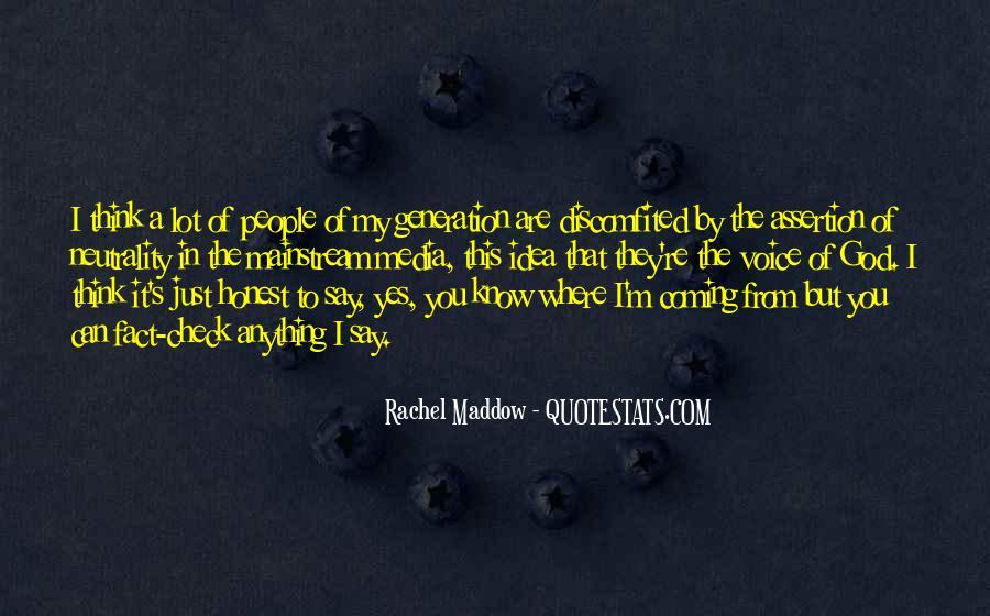 Richard Machowicz Quotes #1560592