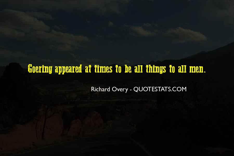 Richard Overy Quotes #1280018
