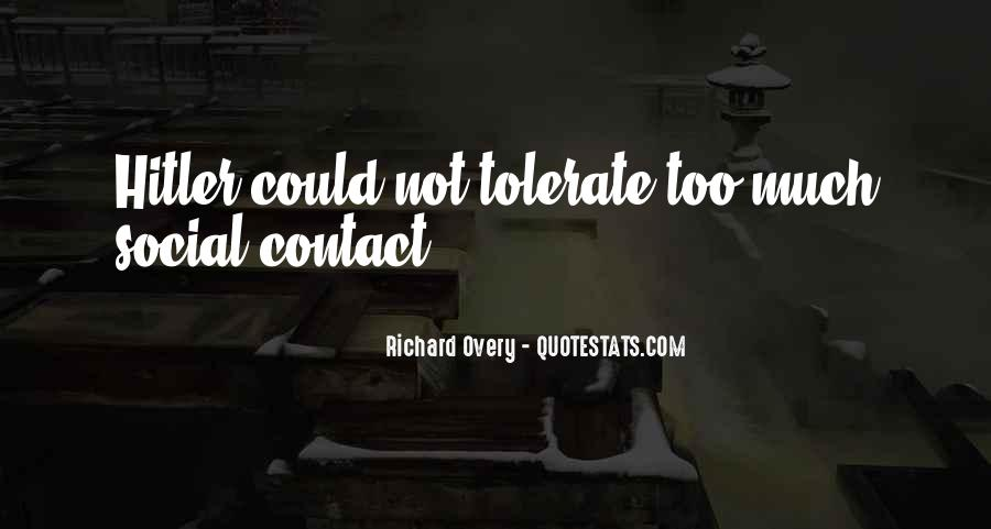 Richard Overy Quotes #1857295