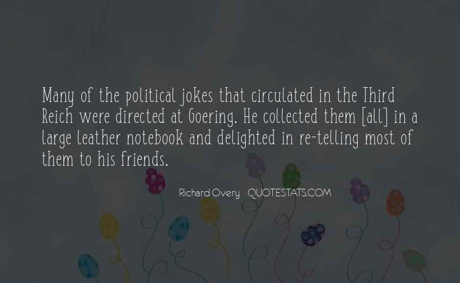 Richard Overy Quotes #268237