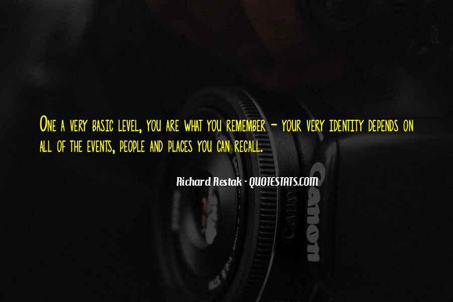 Richard Restak Quotes #593379