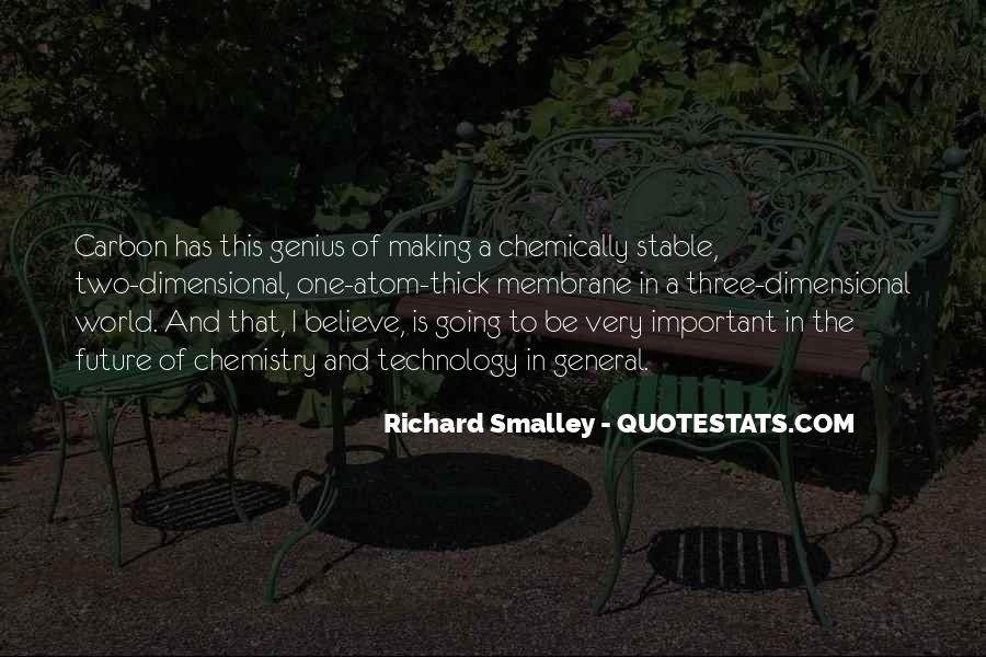 Richard Smalley Quotes #475539