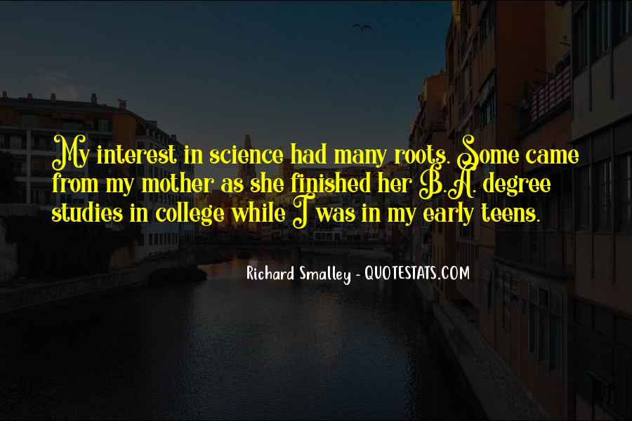 Richard Smalley Quotes #618010