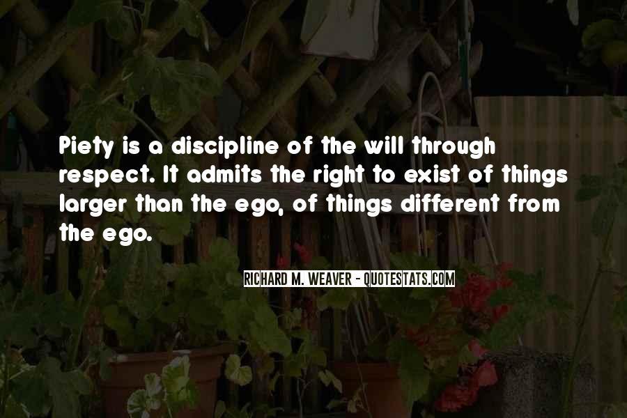 Richard Weaver Quotes #1028505