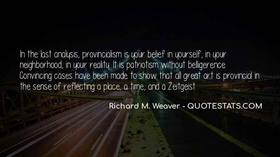 Richard Weaver Quotes #1105887