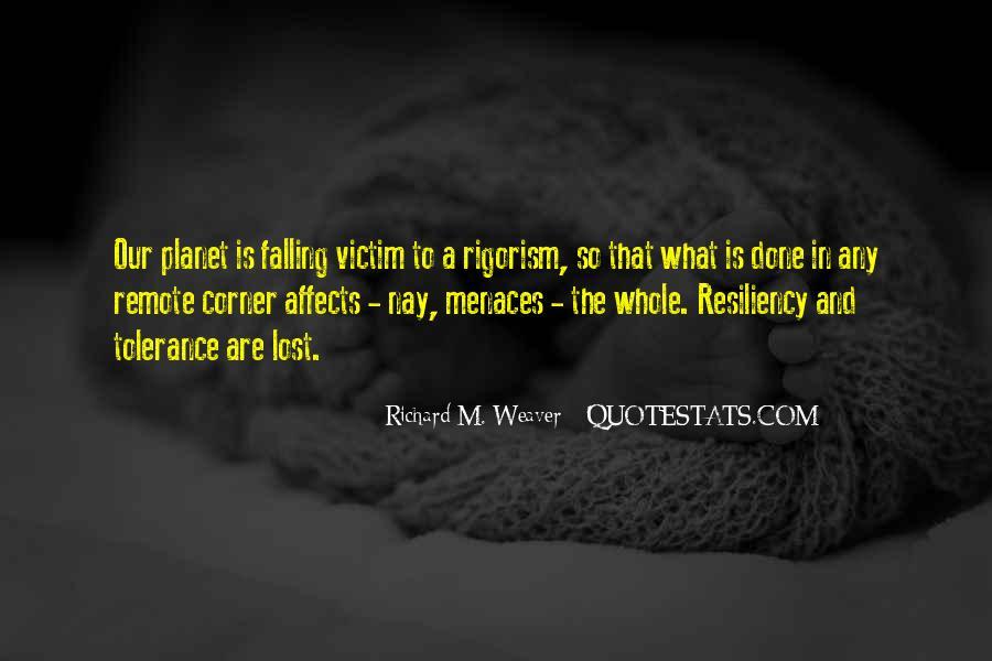 Richard Weaver Quotes #114198