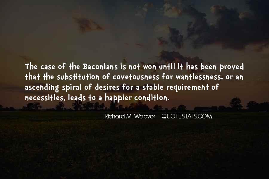 Richard Weaver Quotes #1409995