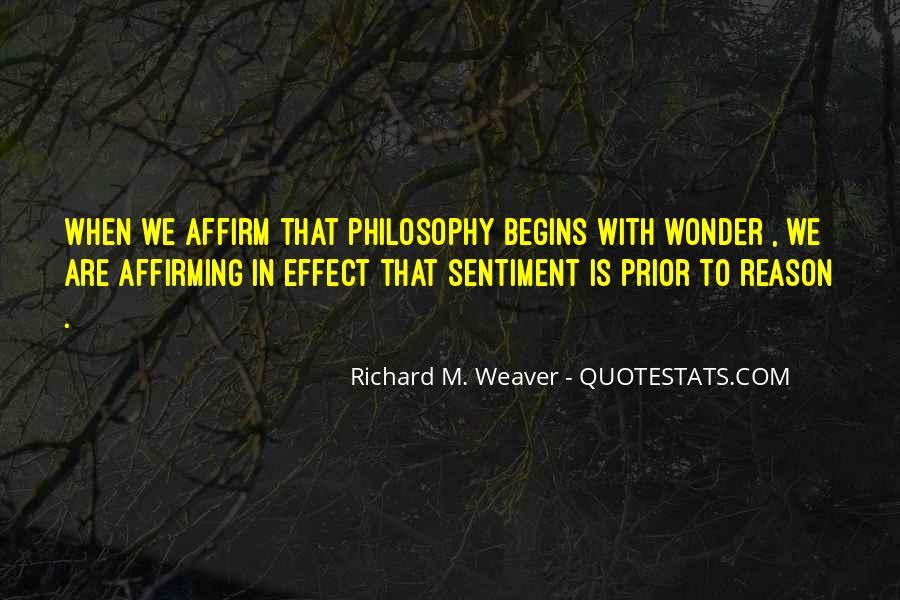 Richard Weaver Quotes #1644406