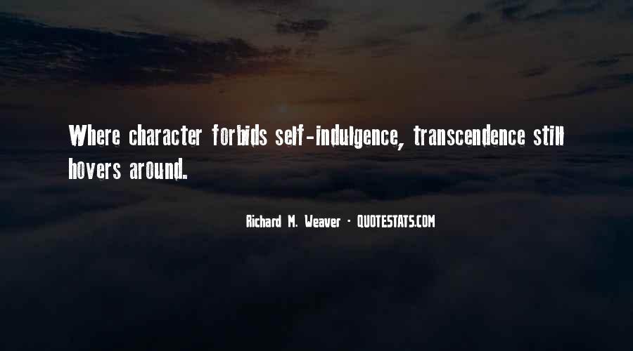 Richard Weaver Quotes #174511
