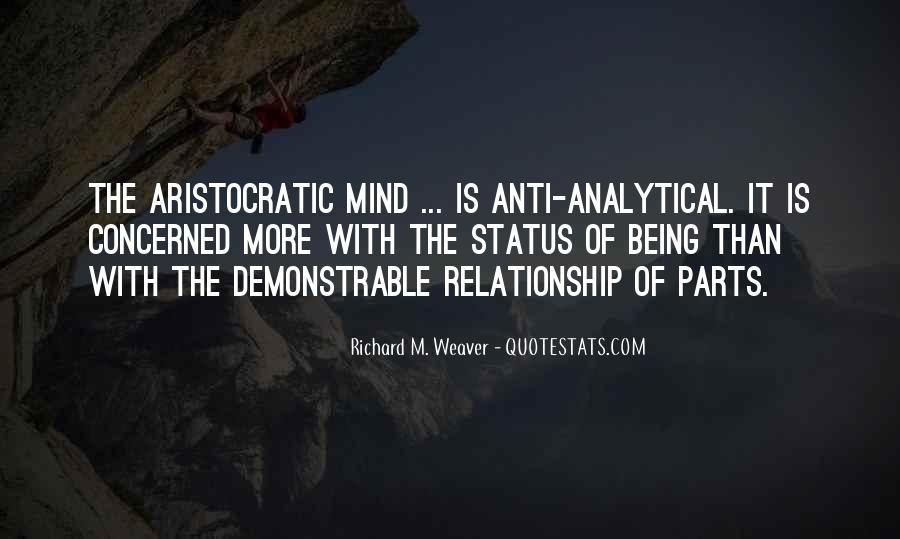 Richard Weaver Quotes #291621