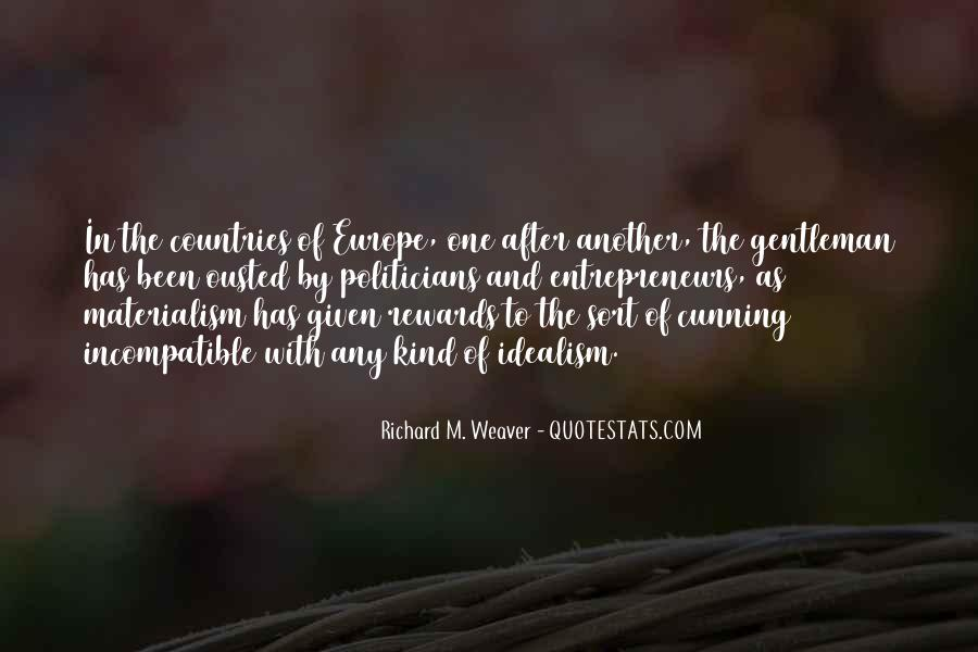 Richard Weaver Quotes #42397