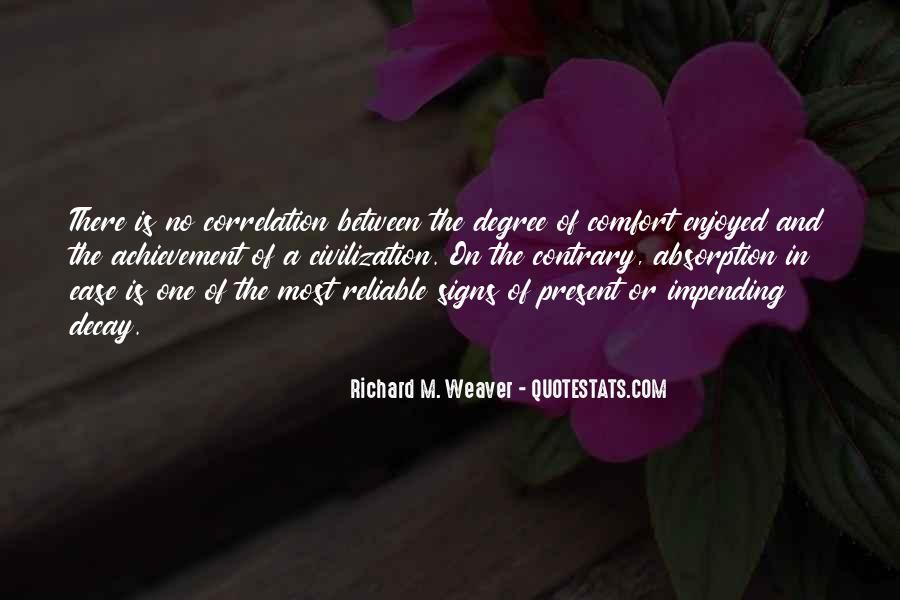 Richard Weaver Quotes #69071