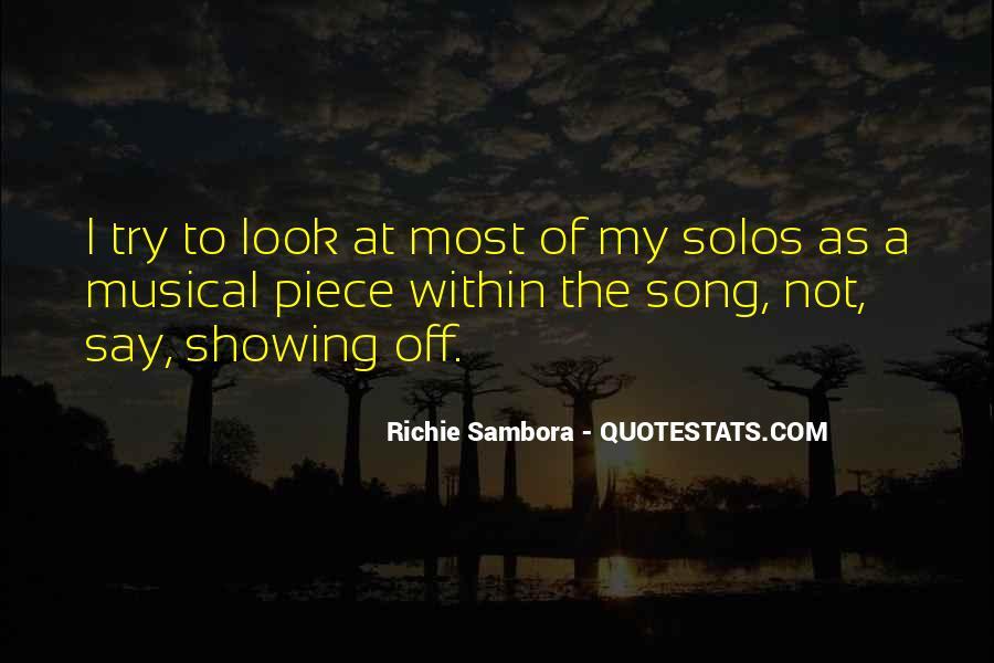 Richie Sambora Quotes #1162338