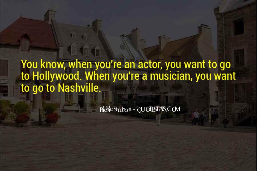 Richie Sambora Quotes #1176328