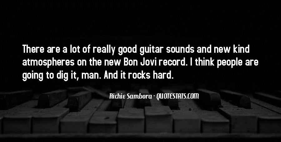 Richie Sambora Quotes #1176491