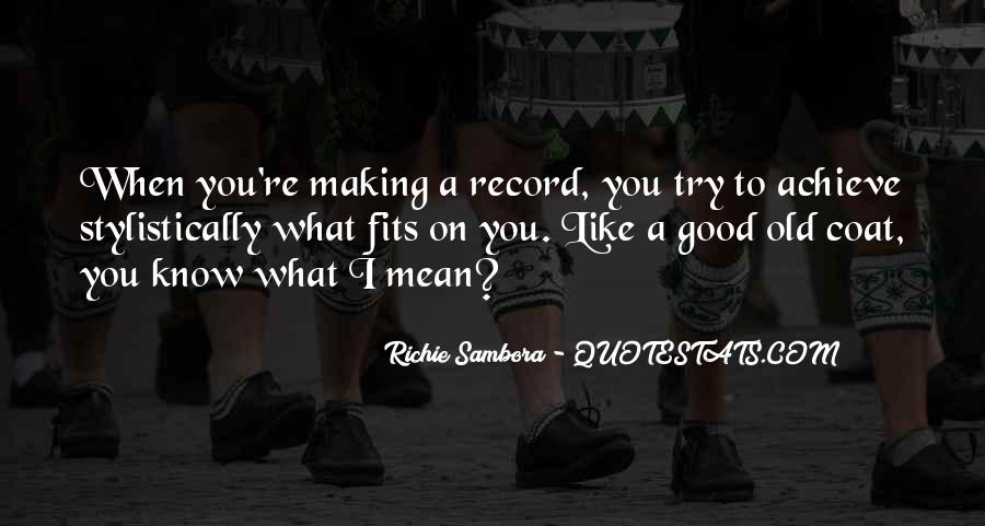 Richie Sambora Quotes #1291563