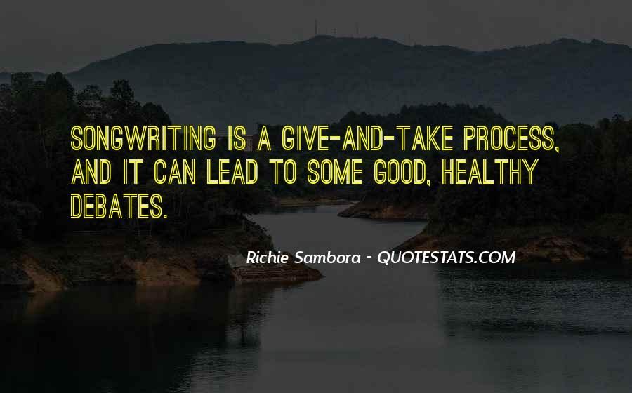 Richie Sambora Quotes #1501280