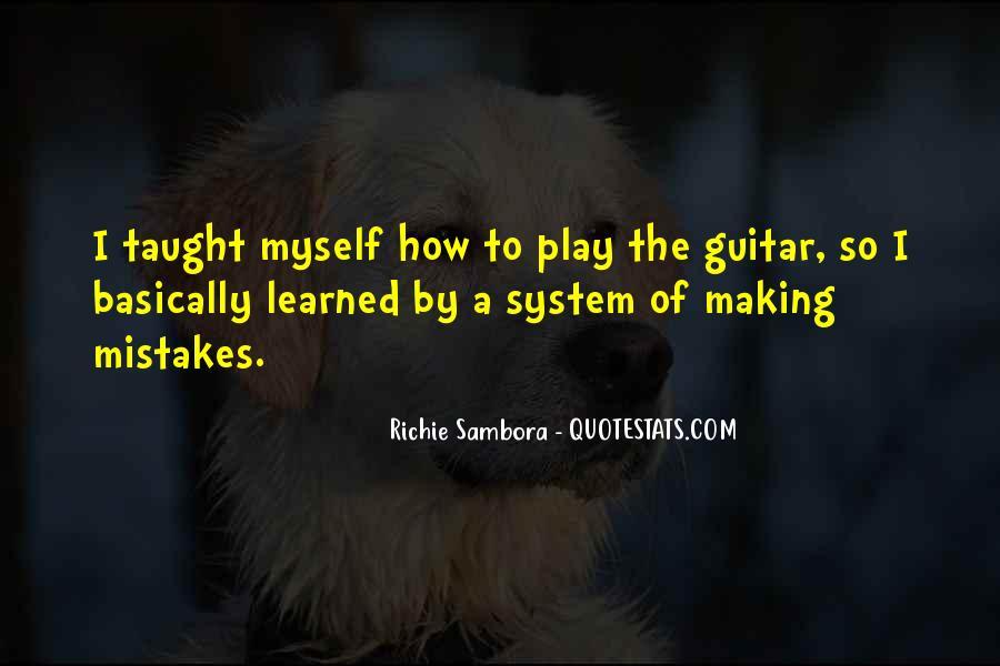 Richie Sambora Quotes #1526942