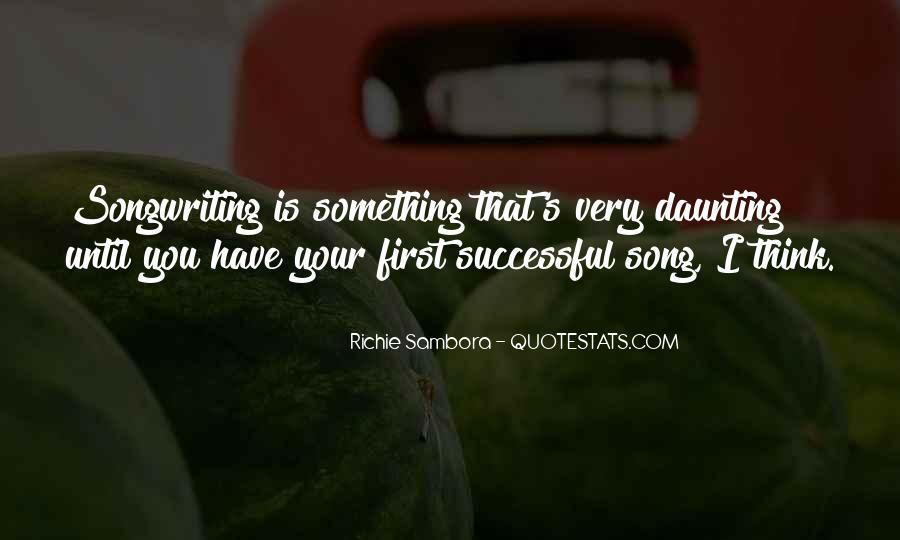 Richie Sambora Quotes #270117