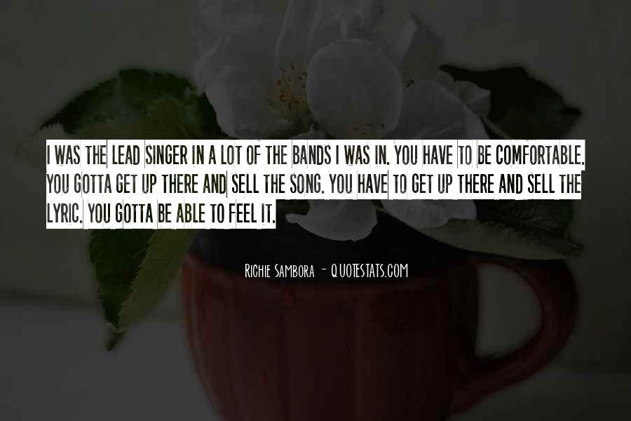 Richie Sambora Quotes #317133