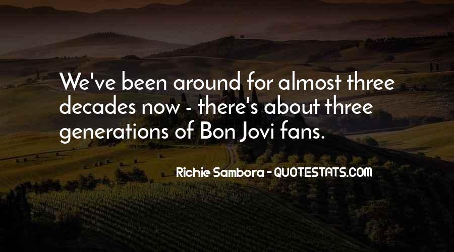 Richie Sambora Quotes #648121