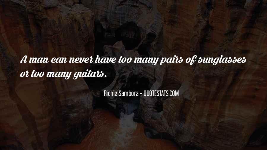 Richie Sambora Quotes #699419