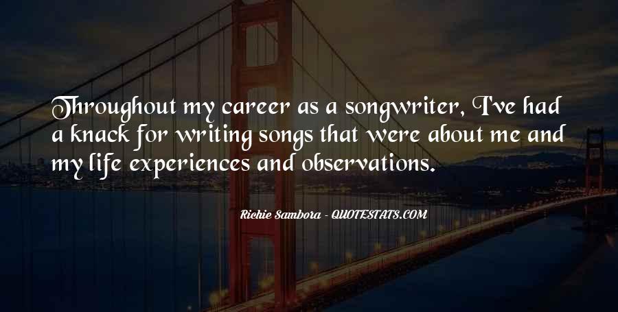 Richie Sambora Quotes #744107