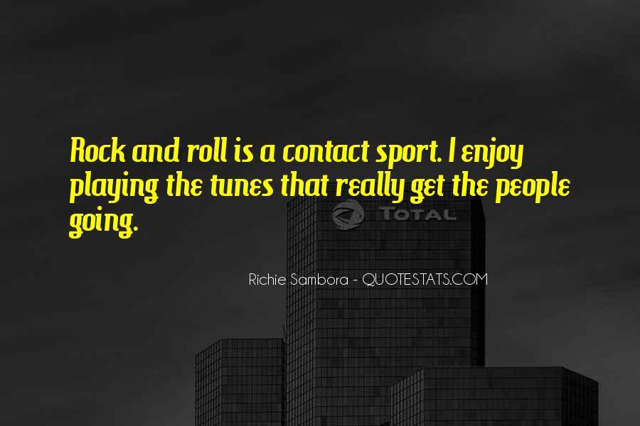 Richie Sambora Quotes #897674