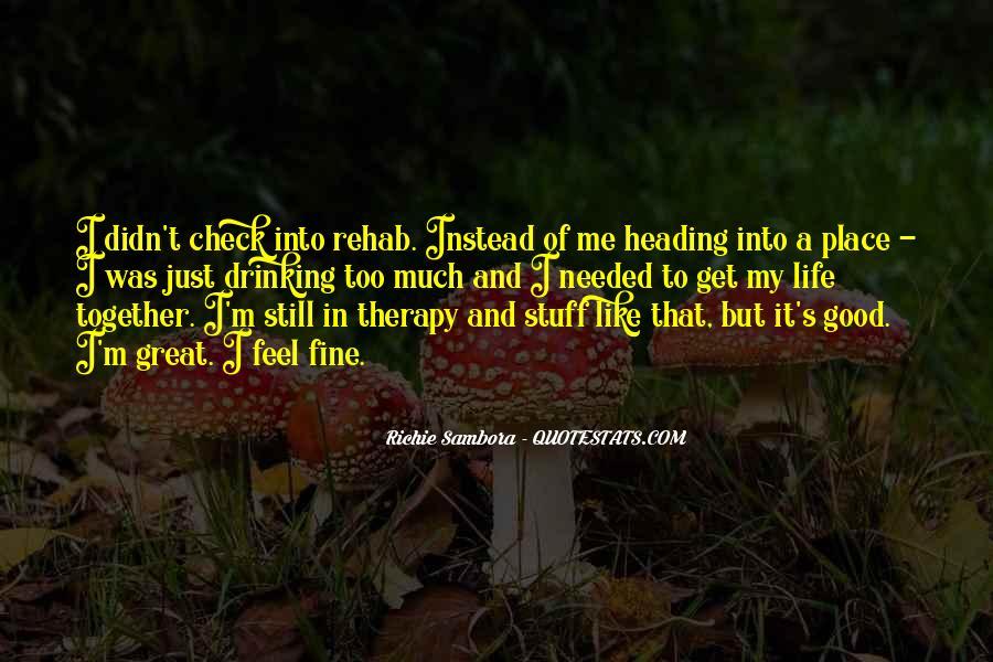 Richie Sambora Quotes #927740