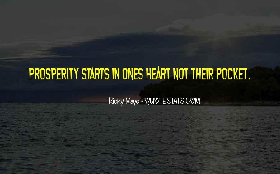 Ricky Maye Quotes #1637019