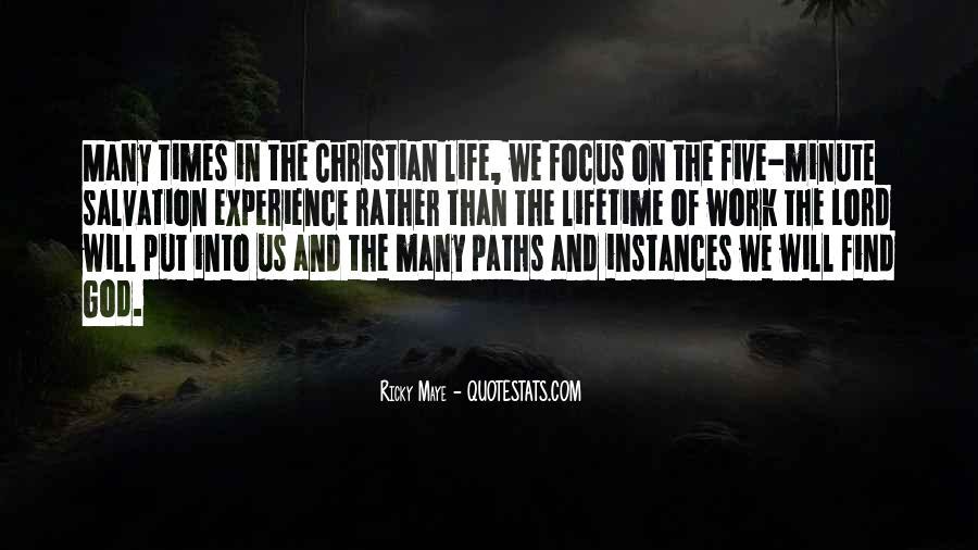 Ricky Maye Quotes #34910
