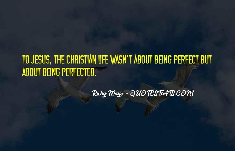 Ricky Maye Quotes #625613