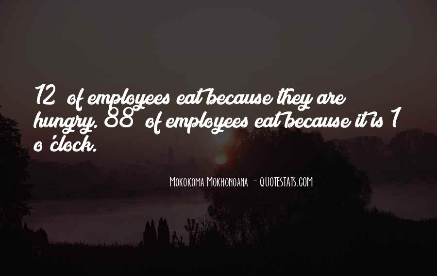 Quotes About Lunch Break #1678786
