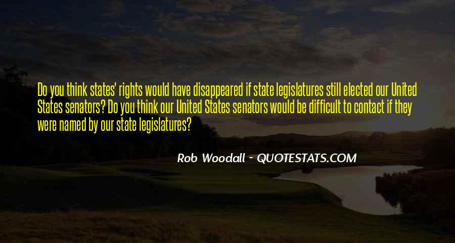 Rob Woodall Quotes #424846