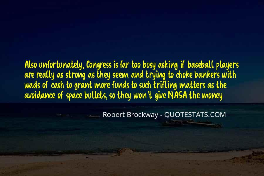 Robert Brockway Quotes #1725316