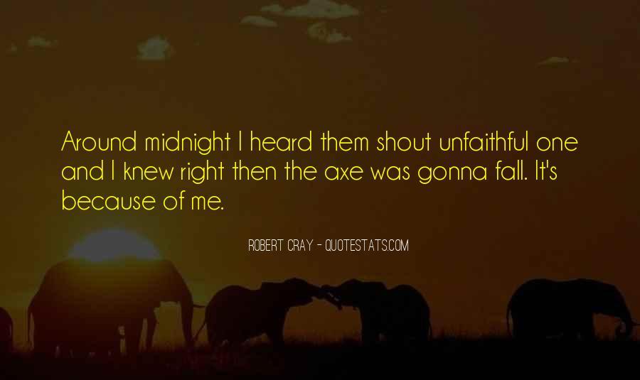Robert Cray Quotes #492860