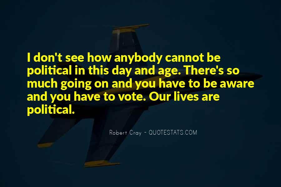 Robert Cray Quotes #581980