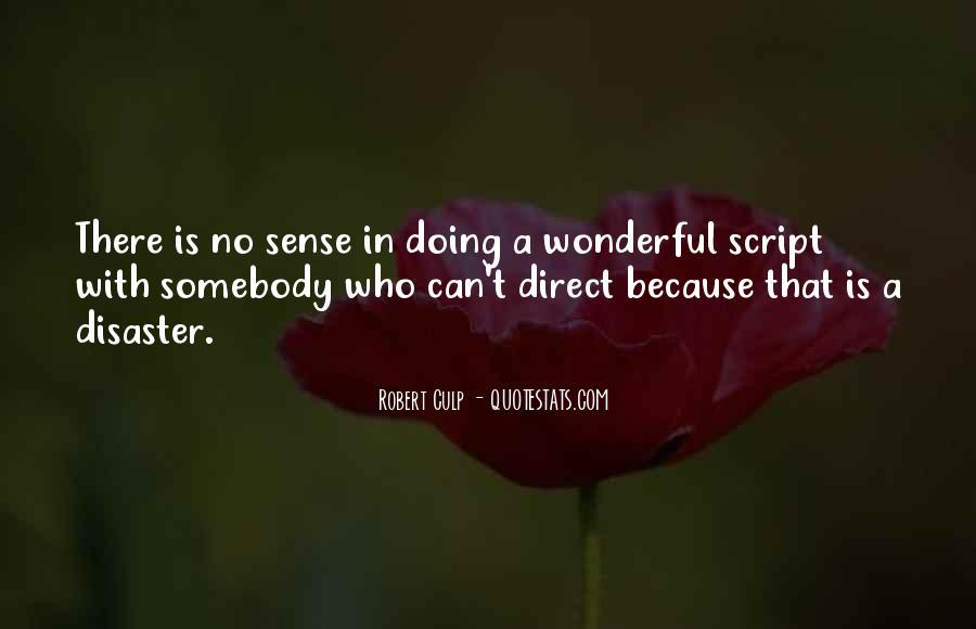 Robert Culp Quotes #132071