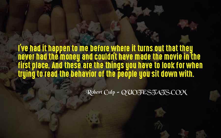 Robert Culp Quotes #1354136
